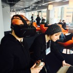 Playtesting Black Hat Oculus