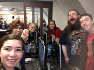 Yeehaw team selfie - fixed