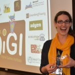 Game Challenge '14 - Grand Prize winner Jenna Hoffstein, founder, Little Worlds Interactive