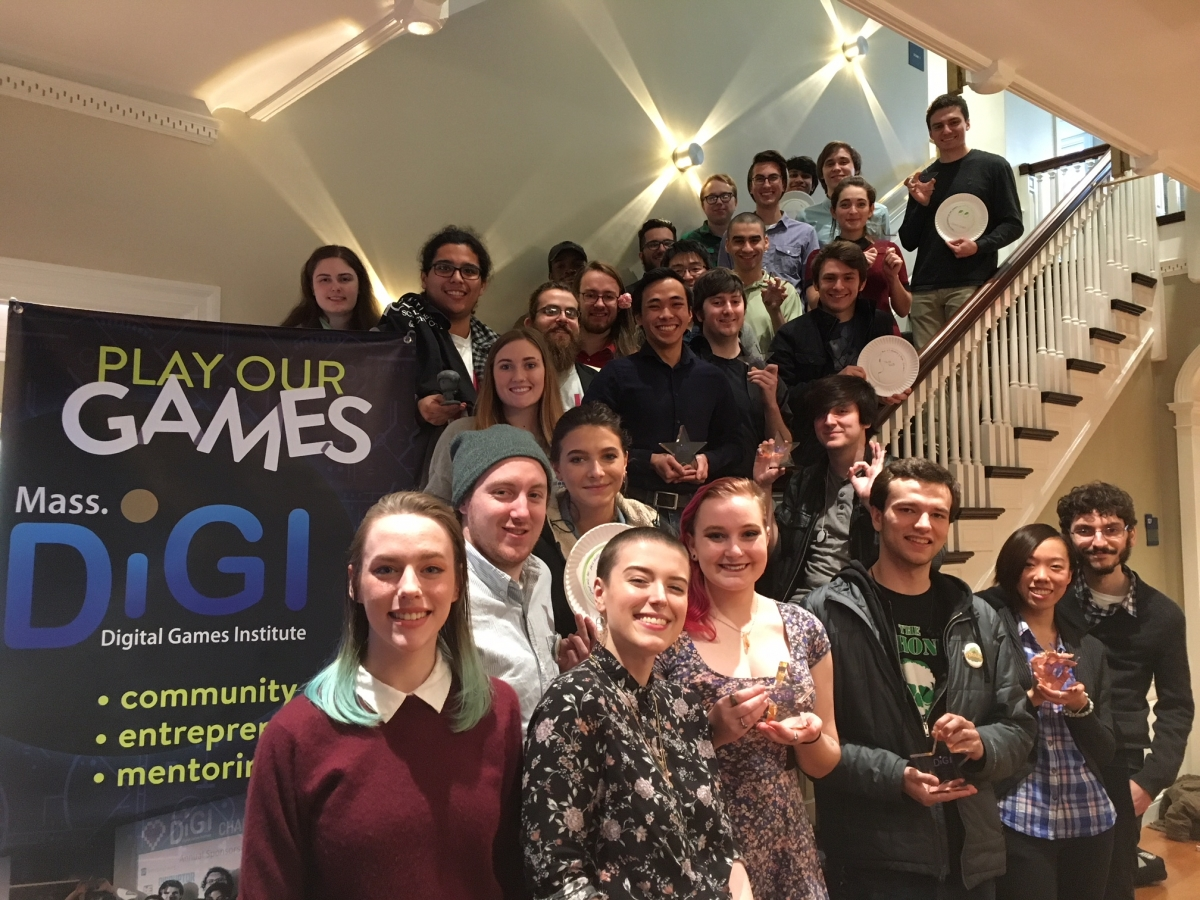 Game Challenge '18 - Winners & Runners-up